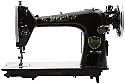 Aarti TA-1 Round Arm Sewing Machine Top (Black)