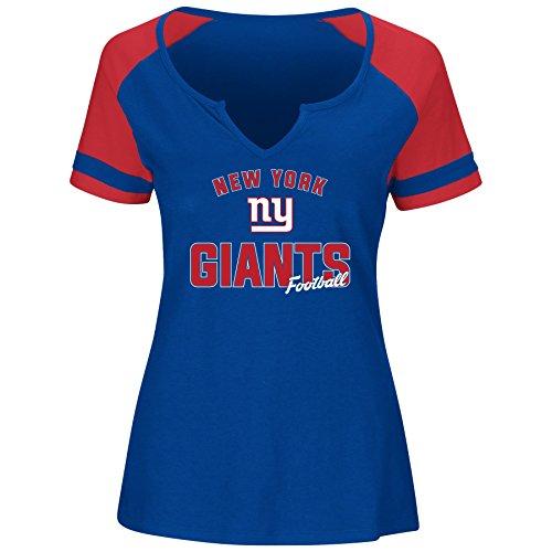NFL TEAM APPAREL Damen hernptkam Packers Poly Tricot Track Jacket-Dark grün/Gold-4X, Damen, HERNPTKAM, Royal/Red (American Apparel-track Shirt)