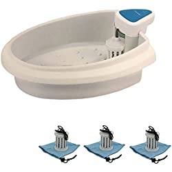 Hydrosana Elektrolytisches Fußbad inkl. 3 Spulen