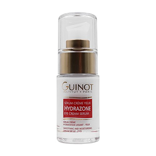 Guinot Hydrazone Yeux Eye Contour Long Lasting Hydrating Cream ,1er Pack (1 x 15 ml) - Les Yeux Eye