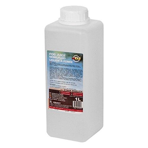 Adj Flüssigkeit (ADJ Fog juice 3 heavy - 1 Liter Lichttechnik)