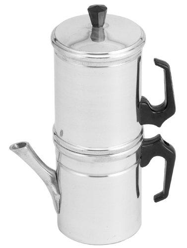 Cafetera Ilsa Napoletana, de Aluminio, para 6 Tazas