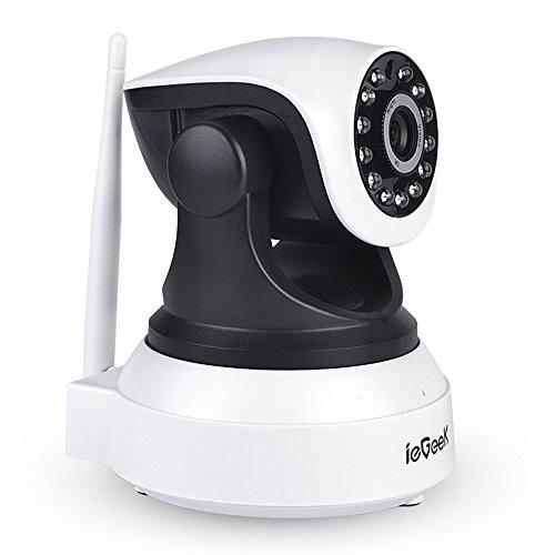 Verbesserte-ieGeek-1080x-720P-berwachungskameras-ip-kamera-Startseite-Baby-Monnitor-Zwei-Wege-VideoAudio-10M-IR-Abstand-Nachtsicht-bis-zu-64GB