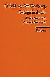 Evangelienbuch: Althochdt. /Neuhochdt. (Reclams Universal-Bibliothek)