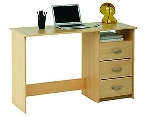 13Casa legal a3 scrivania. dim. 123*50,1*76,5h cm. truciolare. faggio.