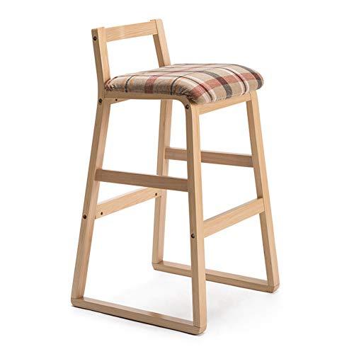 Moderne Theke Höhe Hocker (Zzzzy Moderne komfortable theke höhe hocker Bistro Pub stühle hocker Beine holzhaus & küche.-B)