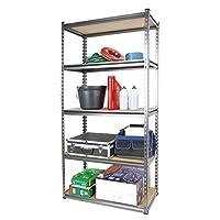 Tactix - 5-Shelf Rack - 86.5 X 35.5 X 183 Cm - TTX-329016