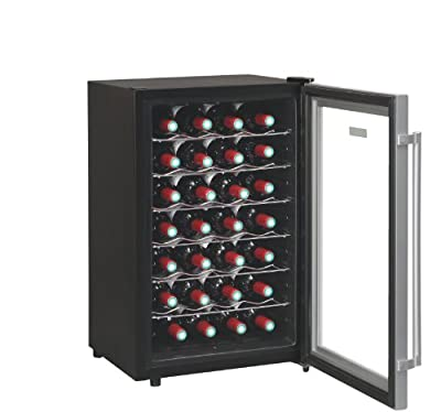 Vinosphère–VN28C–Wine Cabinet–70L– 25 dB –Black from Vinosphère