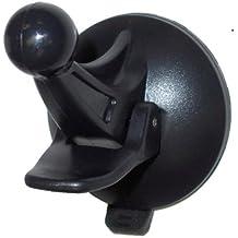 HQRP Soporte Universal de Parabrisas de Coche para GPS Garmin Nuvi 600, 610, 650, 660, 760, 770, 780, 300, 465, 1200, 1350, 1390, 1390T, 1450, 1490