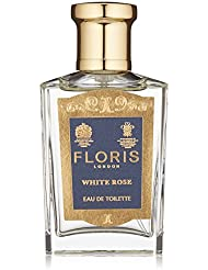 FLORIS LONDON Eau de Toilette White Rose, 50 ml