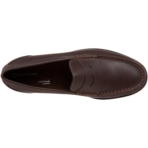 Rockport Shakespeare Circle, Mocassins homme Marron (Brown)