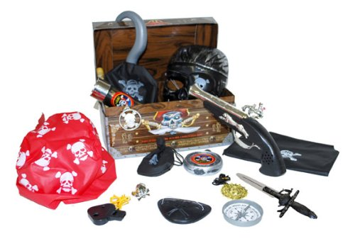 Kit da Pirata per bambini