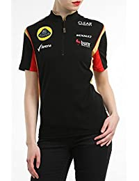Lotus F1 Team patrocinadores Ladies 2013 Burn cremallera Polo, mujer, ...