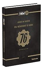 Guide du Jeu Fallout 76 - Edition Collector - Version Française