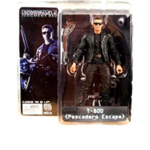 Terminator 2-T-800 Pescadero escapar figura de acción. 3