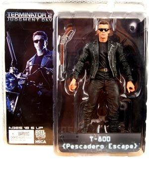 Terminator 2-T-800 Pescadero escapar figura de acción. 1