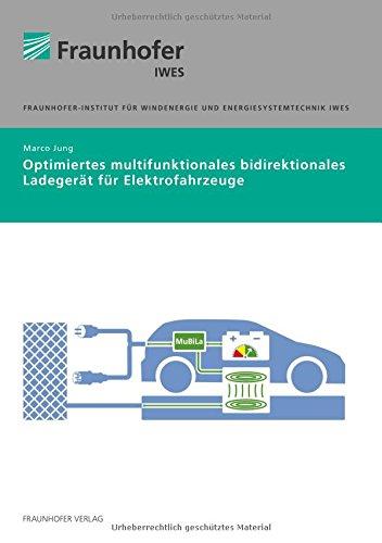 Optimiertes multifunktionales bidirektionales Ladegerät für Elektrofahrzeuge.