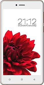 ZEN Cinemax 4G 5.5 Inch Marshmallow 2GB & 16GB 4G Smartphone (Rose Gold)