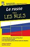 Le russe pour les Nuls Guide de conversation, 2e édition