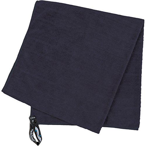 PackTowl Reisehandtuch/Outdoor-Handtuch, Luxe, blau