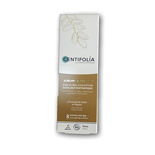 Centifolia exfoliant enzymatique bio 70ml