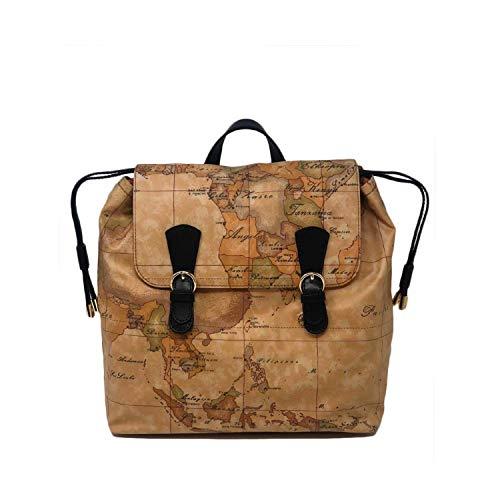 ALVIERO MARTINI Backpack Geo Soft Tessuto Nero