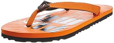 Puma Men's Miami V Orange Flip Flops and House Slippers - 8 UK/India (42 EU)