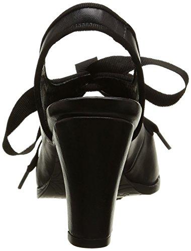 NeosensAltesse 468 - Scarpe con Tacco Donna Nero (Noir (Ebony))