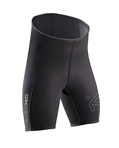 Neopren Short Hose Hiko 3mm Sitzform Wassersport Kanu Kajak Canadier , Größe:L