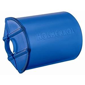 Holmenkol Unisex– Erwachsene Schutzschild Arbeitsschutz, blau, 120mm