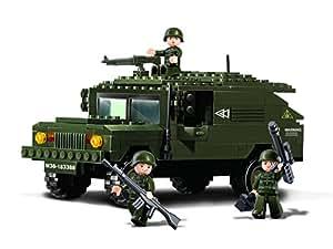 SLUBAN ARMY - M38-B9900 - SUV (HUMMER)