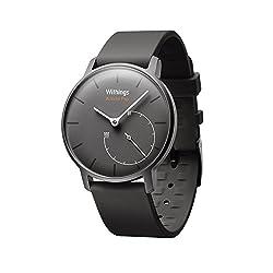 La montre  Withings Activité Pop vous aide à adopter des habitudes saines, tout en s'adaptant à votre rythme de vie et en agrémentant votre style. Gagnez du temps et de l'énergie : que vous viviez à 1000 à l'heure ou à un rythme plus (...)