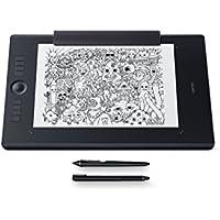 Wacom Intuos Pro Large Paper Edition - Tablette graphique à stylet professionnelle - Compatible avec Mac, Windows et de nombreux logiciels de créations - X pouces - Noir