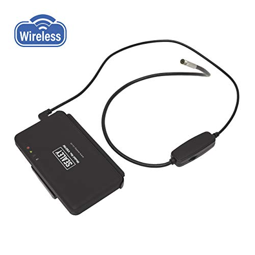 Sealey VS01W - Boroscopio per Smartphone Ricaricabile, Ø 5,5 mm