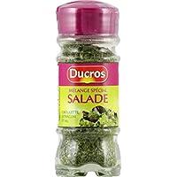 Ducros Mélange pour salade, ciboulette, estragon et ail Le flacon de 18g - Prix Unitaire - Livraison Gratuit Sous...