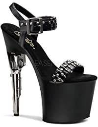 PleaserUSA Gogo-Platform High Heels Bondgirl-712