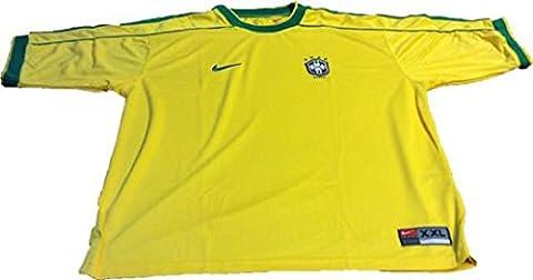 Trikot Brasilien Home 1998 Nike (XXL)
