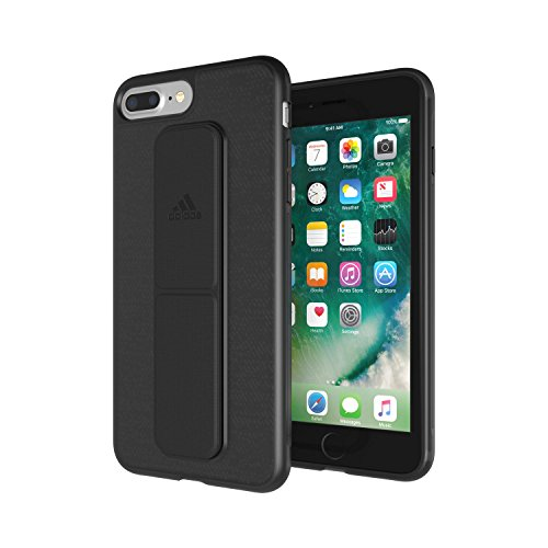 Adidas - Grip Case iPhone 7 Plus (collégiale marine) noir