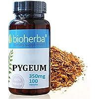 pygeum, bioh Erba, 100Cápsulas, 350mg