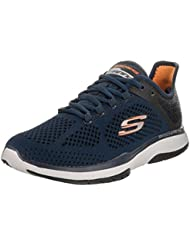 Calzado deportivo para hombre, color Azul , marca SKECHERS, modelo Calzado Deportivo Para Hombre SKECHERS BURST TR FLINCHTON Azul