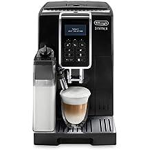 Delonghi Dinamica Ecam350.55.B - Cafetera superautomática, 1450w, función