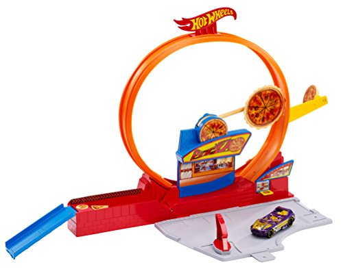 Hot Wheels Speedy Pizza Playset