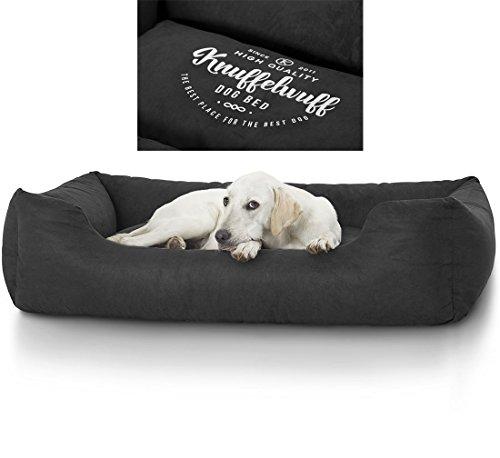 Knuffelwuff 13982-004 Bedrucktes Hundebett