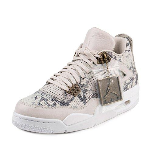Nike - Zapatillas baloncesto de la línea línea michael jordan - 819139-030 - air jordan 4 retro premium - hombre - 44 1/2