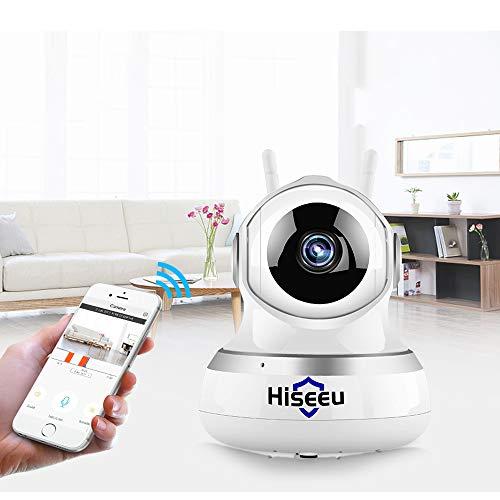 PQ&D Baby-Innenkamera, 1080P HD Safe Home WiFi-Monitor und Zwei-Wege-Audio-System zur Video-Bewegungserkennung bei Nacht Home Intercom-systeme