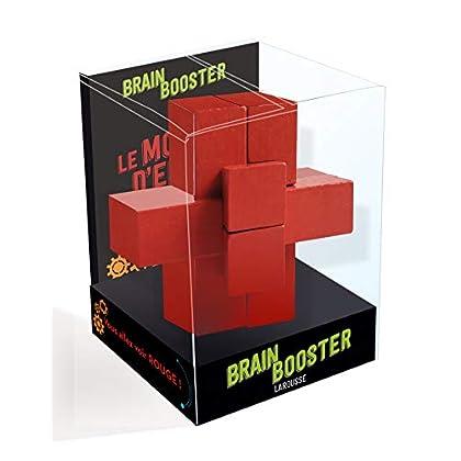 Brain Booster/ rouge: Vous allez voir rouge !