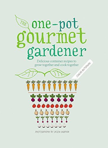 The One-Pot Gourmet Gardener: Delicious container recipes to grow together and cook together by Cinead McTernan (2015-05-15)