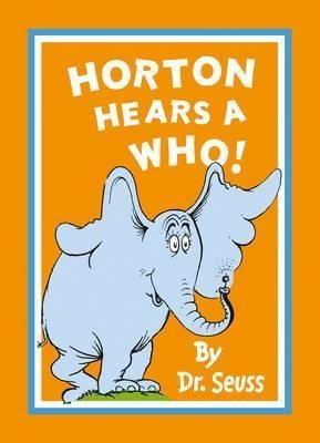 [(Horton Hears a Who)] [By (author) Dr. Seuss] published on (March, 2012)