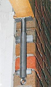 Abstützspindel Fensterstütze Abstützung für Unterzugschalung 2Stk.