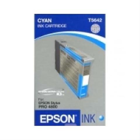 Epson Stylus Pro 4880 - Original Epson C13T605200 / T6052 - Cartouche d'encre Cyan - 110 ml
